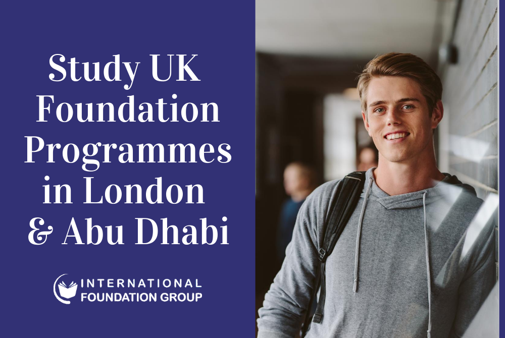 Foundation Programmes in London & Abu Dhabi